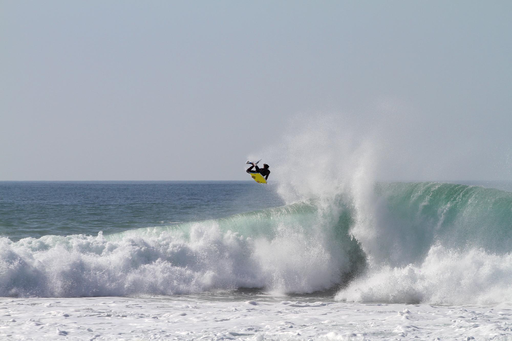 nazare bodyboarding
